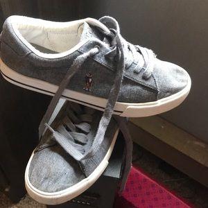 Ralph polo Boys sneakers size 5